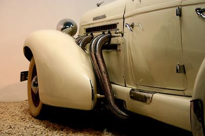 12-15-07 VSCCA Tour of Dr. Simeone's Vintage Car Museum