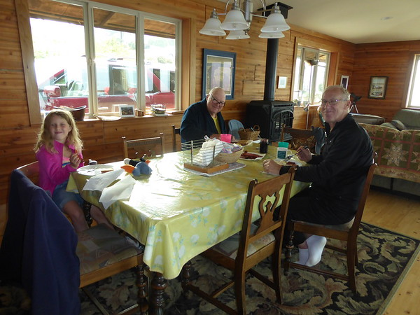 Summer Visit 2015