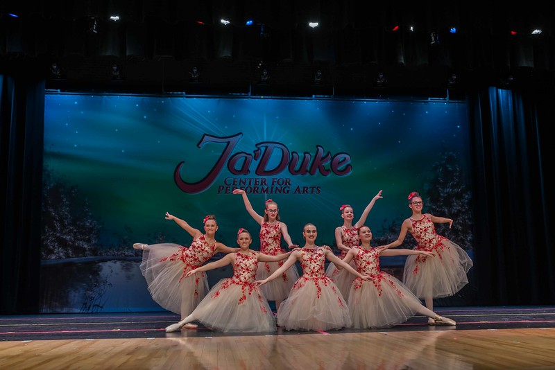 Ja'Duke Holiday Performance 2017