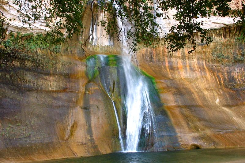 Calf Creek Falls, Grand Staircase Escalante National Park, UT