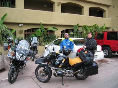 2006 Baja Trip