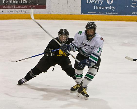 Windsor/Loveland/TV Ice Hockey vs Ice Cats 4-19-08