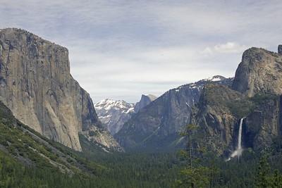 Yosemite Backcountry Skiing