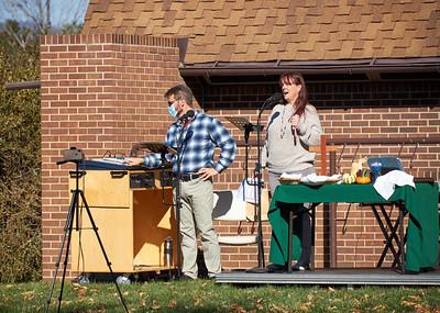 Mountain View UMC 11-01-2020 Sunday 10am Outdoor Service