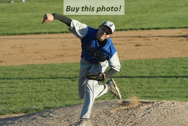BBE baseball vs. NL-S 04-29