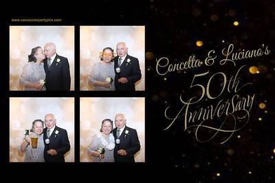 Concetta and Luciano's Anniversary