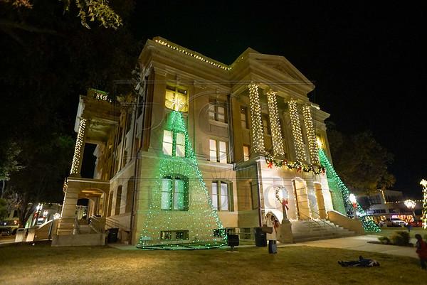 Lighting of Square 2014