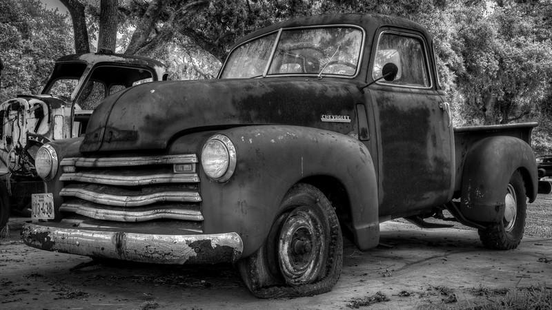 Derelict Truck 1