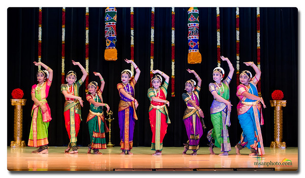 Mudra Dance School's Annual Kuchipudi Recital 2019