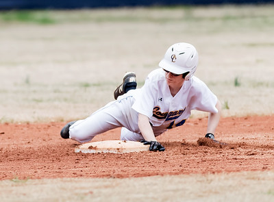 2019 - JV Baseball