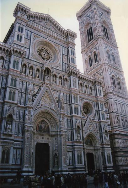 Santa Maria fel Fiore (Florence Duomo)