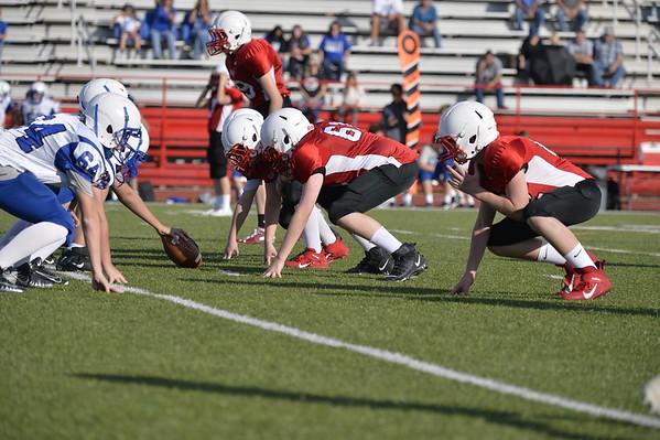 FWC MS  Football 10-17-2019