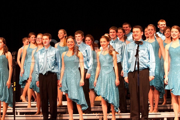 2012 NP Show Choir