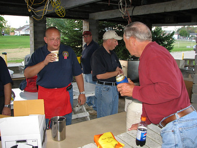 September Hambden Fire Dept. Clambake Fun!