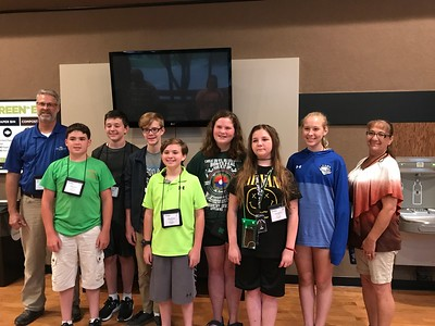 4-H Electric Camp by Beverly L