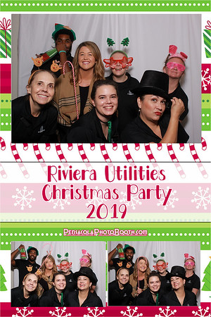 Riviera Utilities Christmas Party 12-14-19