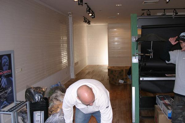 2007 Avon, CT Setup
