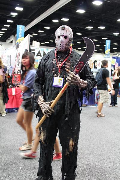 San Diego Comic-Con 2011 - Sunday