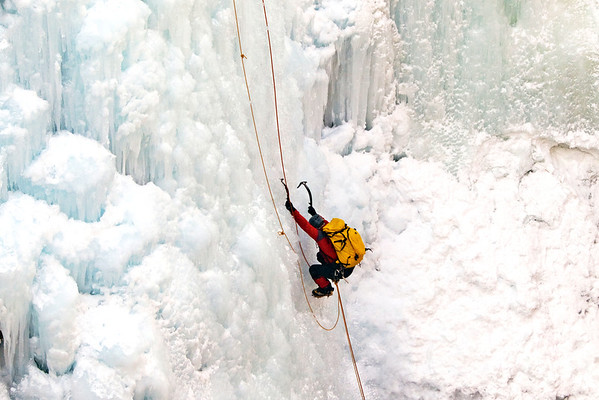 Ouray Ice Festival 2010