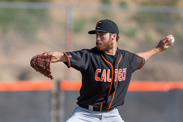 Caltech Baseball vs Occidental 2-26-16
