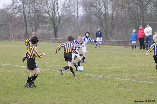 Frisia E4 Voorjaarscompetitie 2010