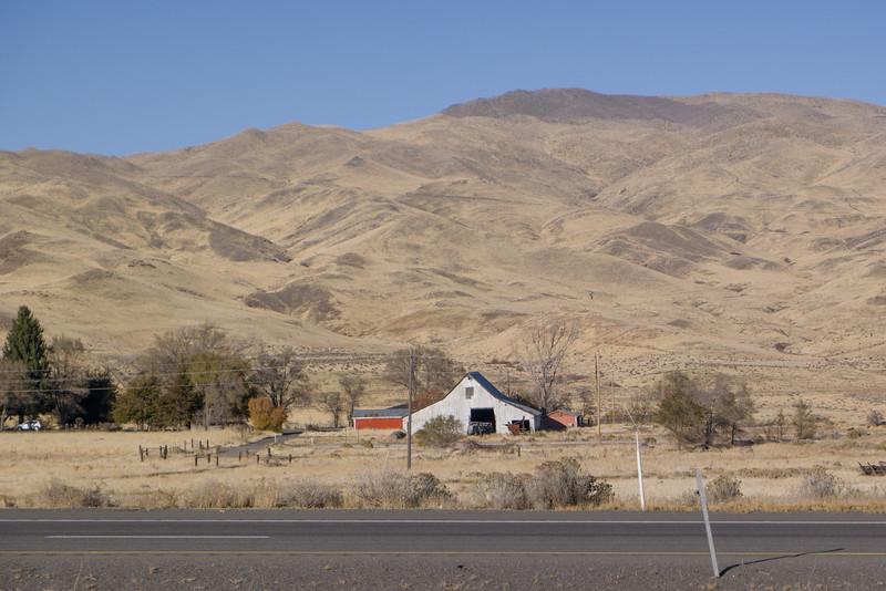 I-80 Nevada Near California