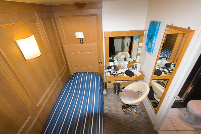 Worlds Smallest Hotel Room, London