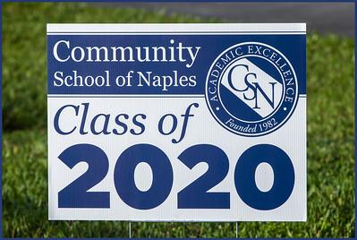 Class of 2020 Graduation  Photos by Lisa Pearson