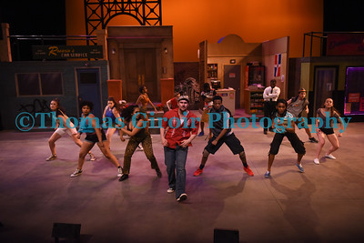 In The Heights Dress Rehearsal April 26, 2017