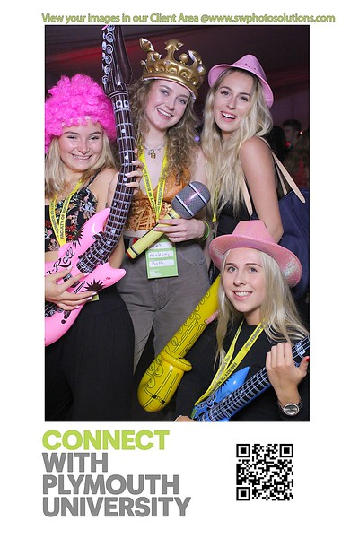 University Of Plymouth Freshers Week Tuesday