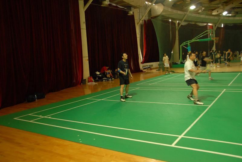 [20100918] Badminton PK with Hou Jiachang (3).JPG