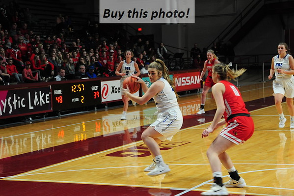 BBE Girls'BBall at STATE! 03-12