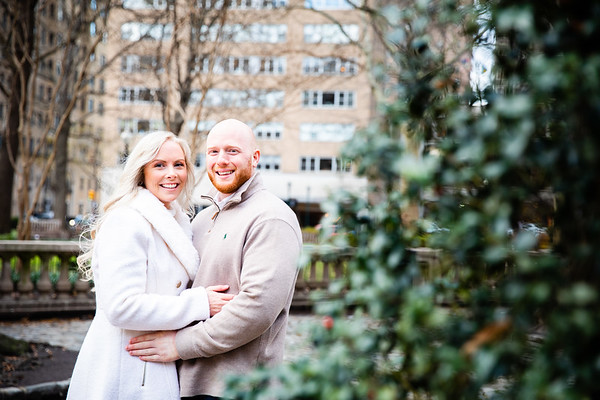Devon + Chris | City Hall | 12.22.2018