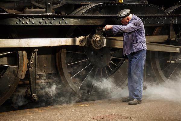 didcot railway   styled shoot   february 2013