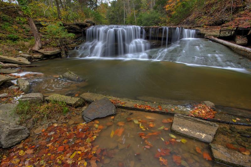 Lower Lily Creek Falls