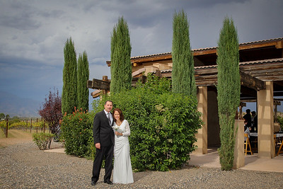 Alcantara Vineyards Wedding
