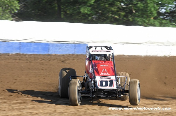 Terre Haute Action Track 26 May 2021