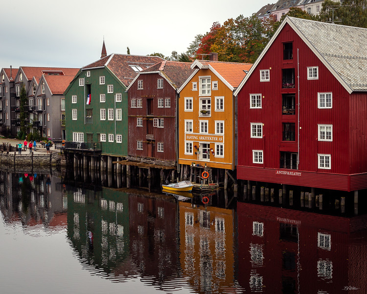 The Old Warf, Trondheim