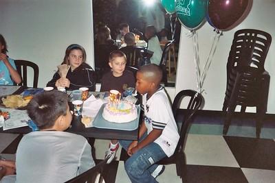 Chris II  10 Year Birthday Party - NY