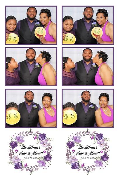 Sean & Shanett's Wedding (07/01/18)