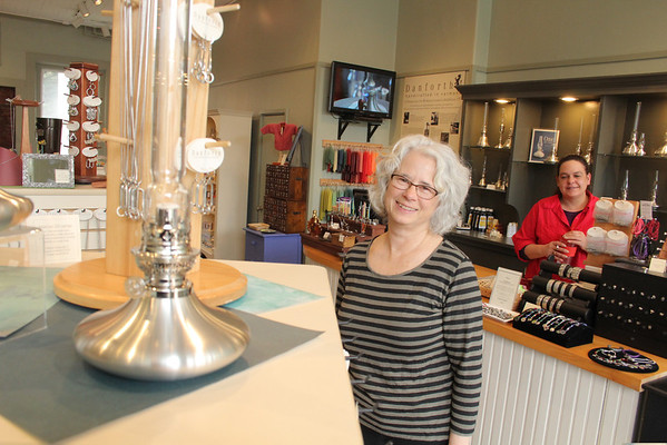 Danforth Pewter, Moves Into Woodstock