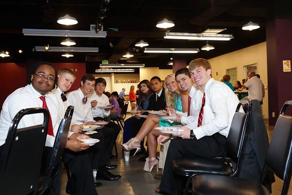 FBC HS Senior Day