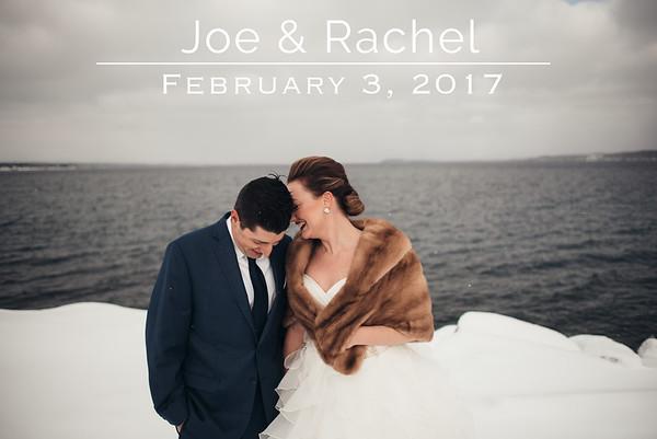 Joe & Rachel