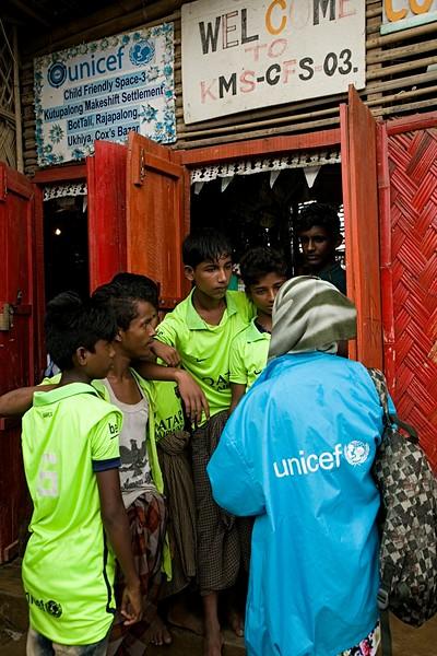 Generic Photos - Rohingya Refugee camp