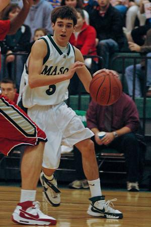 Men's Varsity Basketball '07-08