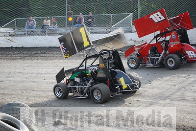 Deming Speedway - May 15th, 2009 - Coors Light Night