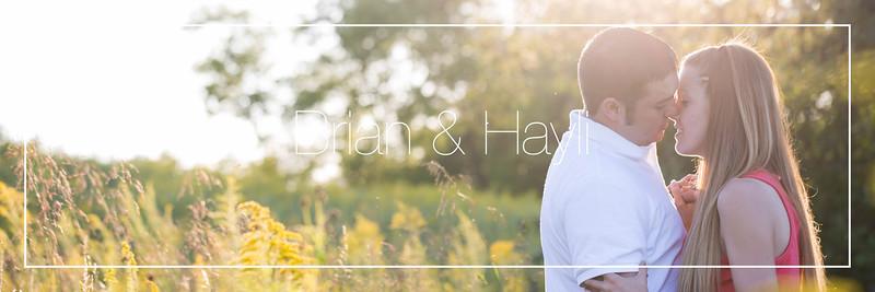 Brian & Hayli