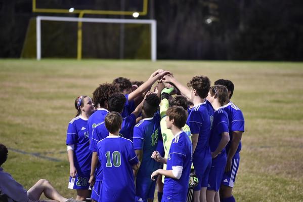 Varsity Soccer vs Plano Coram Deo