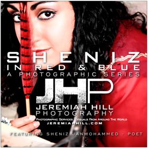 SHENIZ IN RED & BLUE