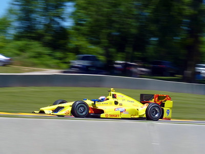 Indycar - Friday Practice 1 - Road America - 24 June '16